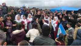 Şırnak'taki düğünler HDP şölenine dönüştü