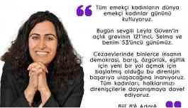 Tutuklu kadın seçilmişlerden 8 Mart mesajı: Başarıya ulaşacağımıza inanıyoruz