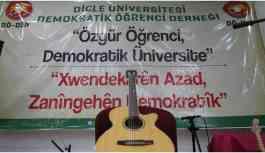 Üniversiteler Diyarbakır'da buluşuyor