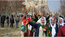Van Newroz alanında tek mesaj: Tecrit kırılacak