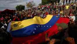 Venezüella'dan 250 bin kişi sığınma talep etti