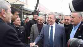 Yavaş: Ankara için bir borçlanma gerekirse tabii ki Erdoğan'dan randevu alıp gideceğim