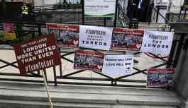 Yeni Zelanda'dan saatler sonra Londra'da da Müslüman gruba saldırı düzenlenmiş