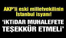 AKP eski milletvekili Özdağ: Bir avuç sandığın 15 günde sayılamaması ayıptır