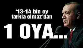 Erdoğan'dan flaş seçim açıklaması