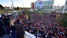 İmamoğlu, Erdoğan'a seslendi: Sizi kandırıyorlar