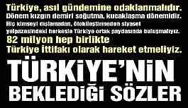 Kılıçdaroğlu ve Erdoğan'dan önemli mesajlar