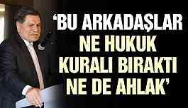 Uzun süreli sessizliğini bozdu AKP'yi eleştirdi