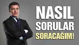 18-20 Soru hazırladım, konu İstanbul ve seçim