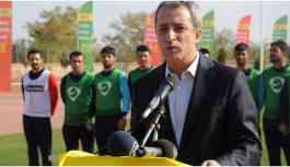 Amedspor'un yeni başkanı Metin Kılavuz