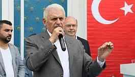 Binali Yıldırım'da Kürtçe konuştu!