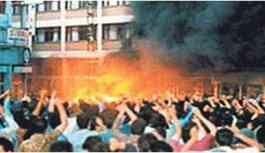 İzmir'de Sivas Katliamı'nda yaşamını yitirenler anılacak
