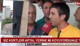 Seçimi değerlendiren Kürt yurttaşa bıçaklı tehdit
