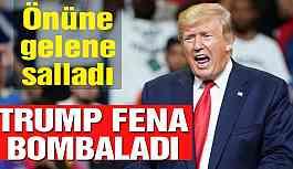Son dakika… Trump'tan İran'a yönelik zehir zemberek açıklamalar!