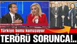 Türkiye bunu konuşuyor! İmamoğlu'na terörü sordu, FETÖ ile fotoğrafları çıktı