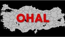 'AKP'nin sivil darbesi OHAL sürüyor'