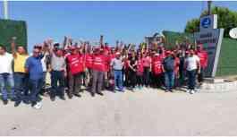 Aliağa Belediyesi'nde işçi kıyımı devam ediyor