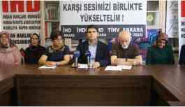 Alıkonulan yakınlarından haber alamayan aileler Ankara'dan seslendi