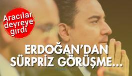 Aracılar devreye girdi: Erdoğan'dan sürpriz görüşme...