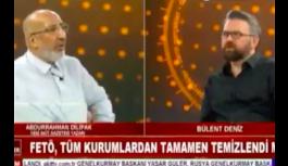 Dilipak'tan 'FETÖ'nün siyasi ayağı AKP' itirafı