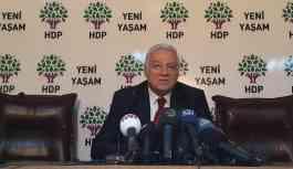 HDP'li Dengir Mir Mehmet Fırat hayatını kaybetti