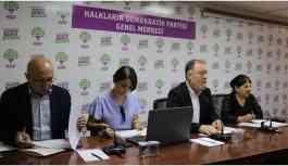 HDP MYK ve Parlamento Grubu toplantısı başladı