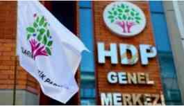 HDP'den 5 kentte miting kararı