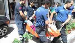 İstanbul'da bir kadın ve kızına silahlı saldırı