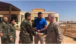 Jeffrey Türkiye'de, McKenzie Rojava'da