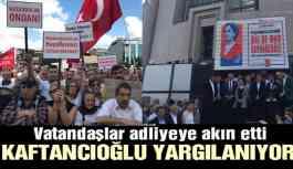 Kaftancıoğlu'na montaj tweet davası: İkinci duruşma