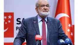 """Karamollaoğlu: """"Cumhurbaşkanı'nı sorgulayacak, denetleyecek güçlü Meclis'e ihtiyaç var"""""""