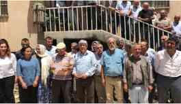 Mardin'deki gözaltılar protesto edildi
