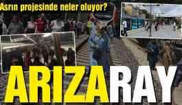 Marmaray hattında neler oluyor? ArızaRay!
