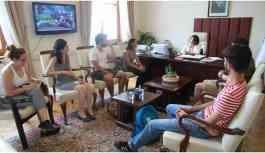 ODTÜ'lü öğrenciler siyasi partileri ziyaret etti