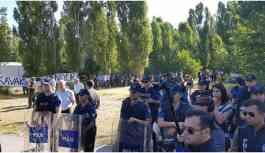 ODTÜ'lüler polis ablukasında