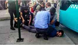 Özsüt işçilerine müdahele: 18 gözaltı