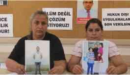 Tutuklu annesi: Öpmeye kıyamadığımız...