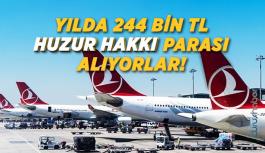 Yılda 244 bin TL huzur hakkı parası alıyorlar!