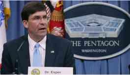 ABD Savunma Bakanı: Türkiye NATO'dan farklı yönde ilerliyor gibi görünüyor