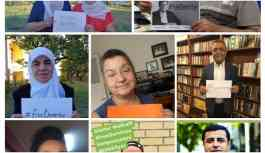 Demirtaş'a özgürlük kampanyası giderek büyüyor