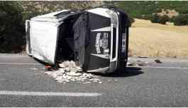 Feci trafik kazası: 4'ü çocuk 7 yaralı