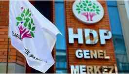HDP MYK olağanüstü toplandı!
