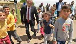 Mızraklı'nın çocukları ziyaret etmesine müdürlük engeli