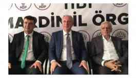 Muharrem İnce, Ahmet Türk'ü ziyaret etti: Dokunulmazlıklar konusunda hata yaptık