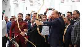 Okçular Vakfı etkinliği kamu spotu oldu