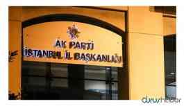 AKP İstanbul İl Yürütme Kurulu'ndan 4 isim görevden alındı