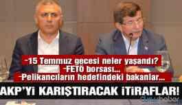 Davutoğlu'nun 'kurmayı'ndan AKP'yi karıştıracak açıklamalar!