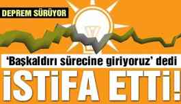 AKP'li eski vekil zehir zemberek açıklamayla istifa etti