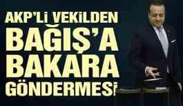 AKP'li vekilden Egemen Bağış'a 'Bakara' göndermesi