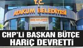 CHP'li Belediye yetkilerinin yüzde 70'ni devretti